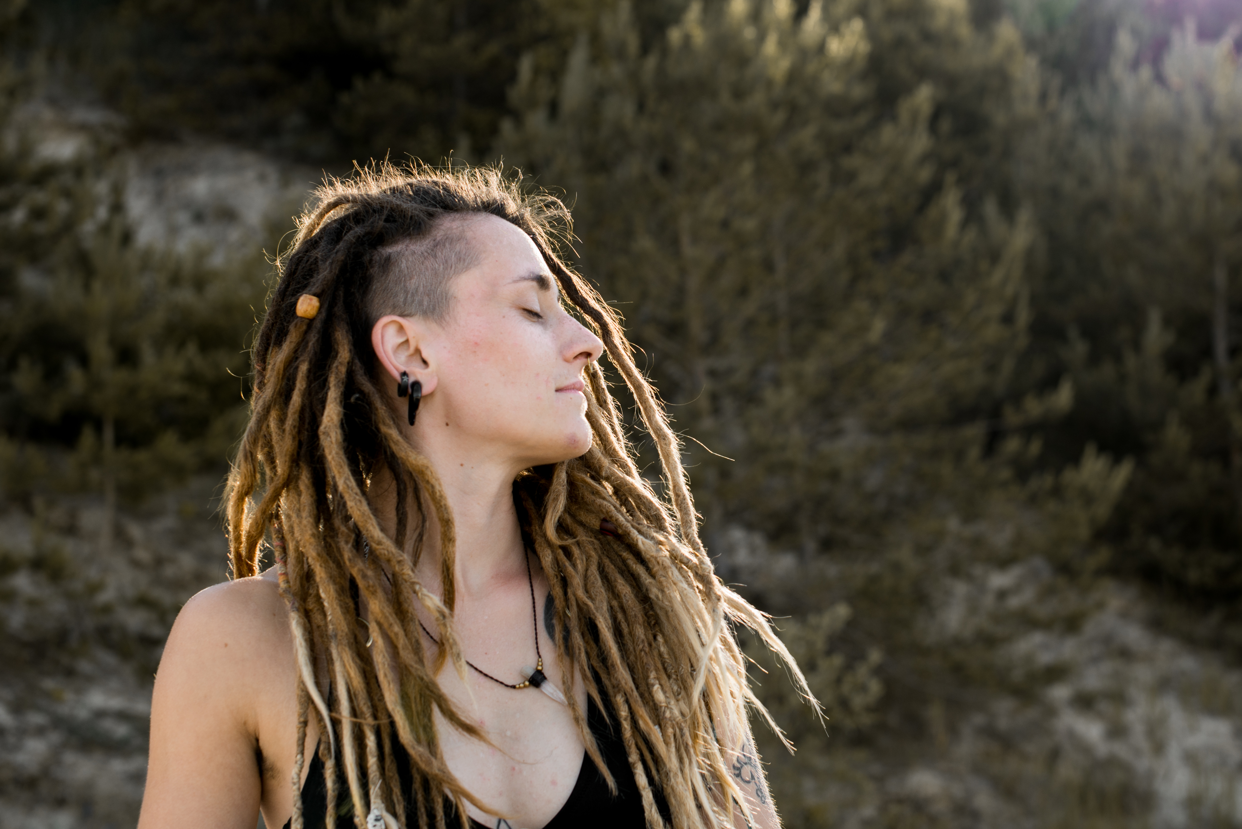 Dreads Auf Reisen Dreadlocks Am Strand Dreadfactory